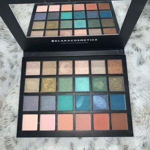 Klara Cosmetics Bondi 24 Eyeshadow Palette